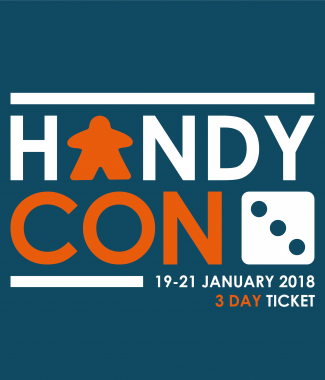 HandyCon 3 3 Day Ticket