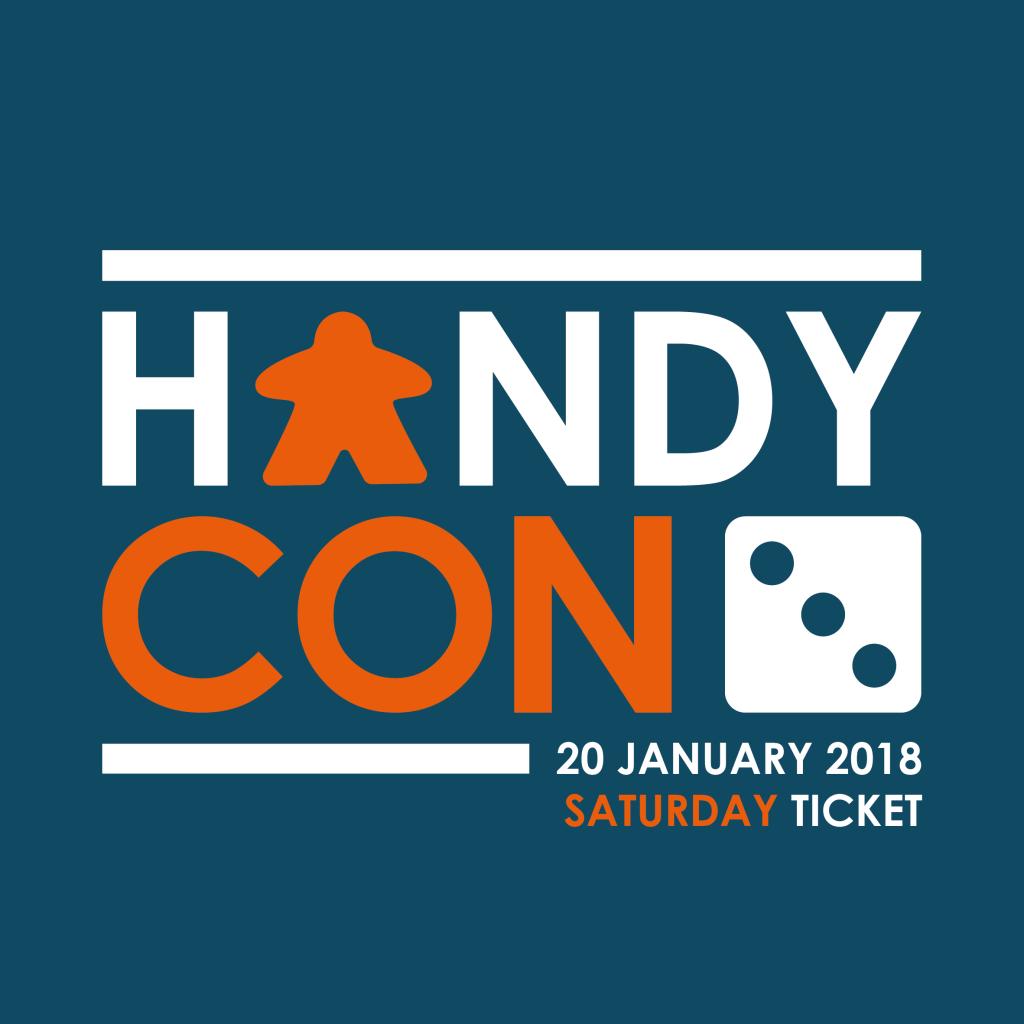 HandyCon 3 Saturday Ticket