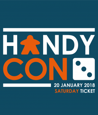 HandyCon 3 Saturday Ticket