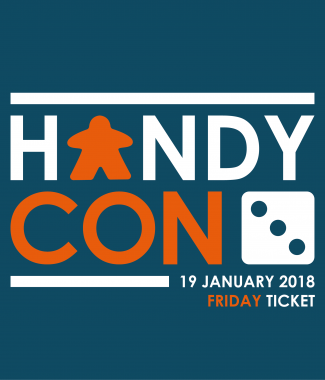 HandyCon 3 Friday Ticket