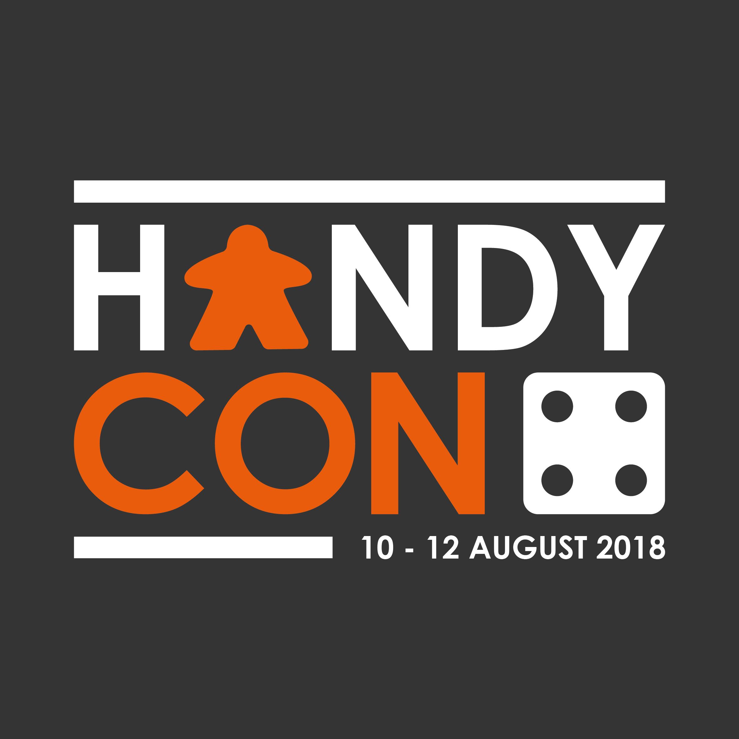 HandyCon 4 Logo Dark