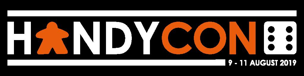 HandyCon 6 Logo Banner