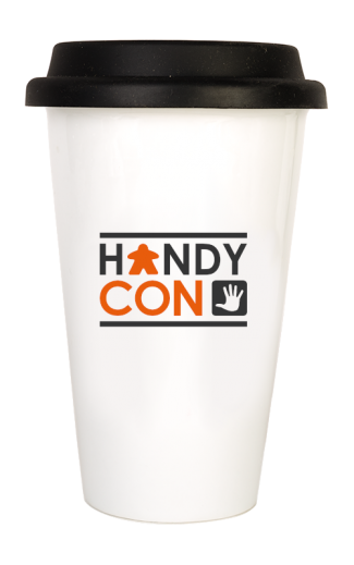 HandyCon Travel Mug