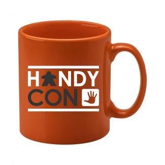HandyCon Orange Mug