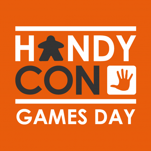 HC Games Day Logo Orange